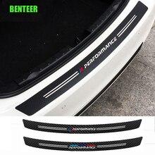 Наклейка на задний бампер для BMW E34 E36 E60 E90 E46 E39 E70 F10 F20 F30 X5 X6 X1 M3 M5 F30 530