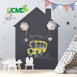 Hold imanes pizarra removible Oficina Escuela Hogar habitación decoración pared pizarra adhesiva niños pintura juguete para regalo educativo