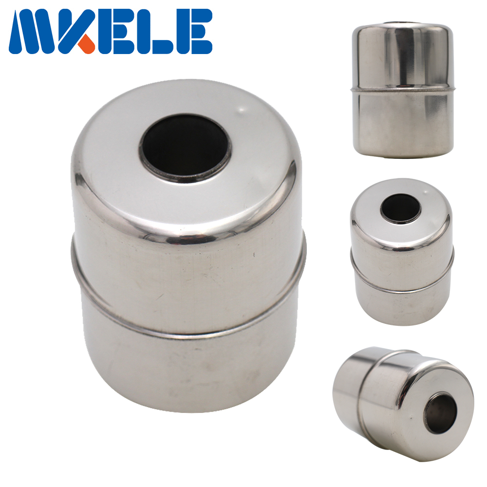 Mk 45 * 55 * 15 Stainless Steel Magnetic Float Liquid Level Switch Ball/Floating Ball Accessories Water Flow Sensor