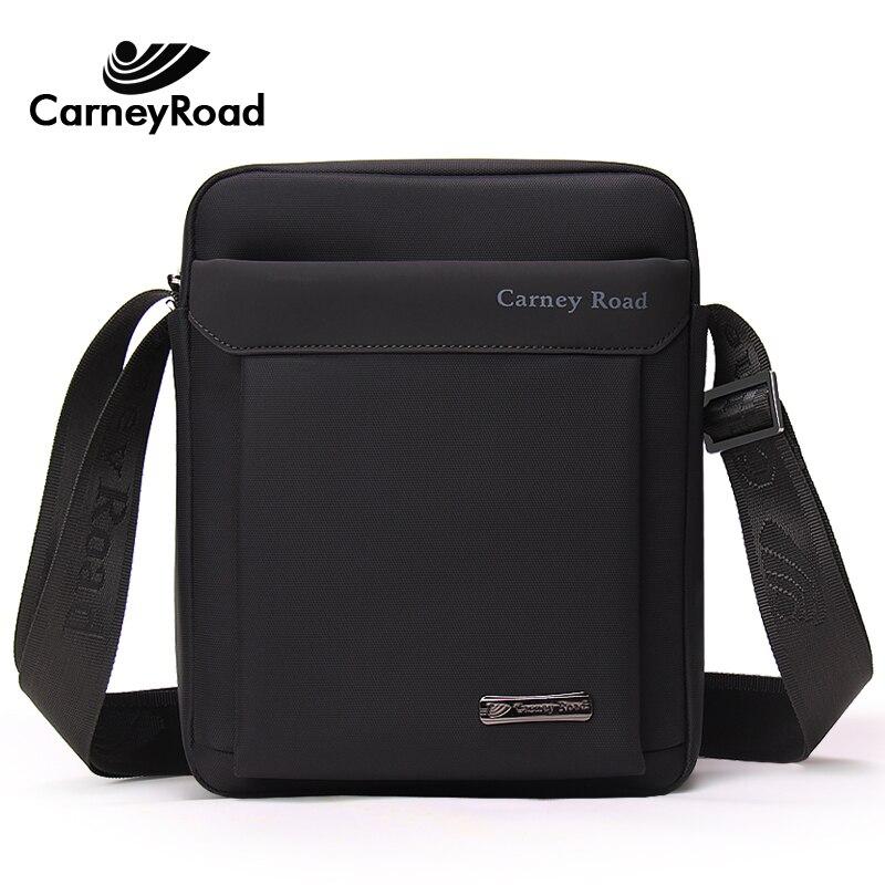 Carney Road Brand Men Bag Business Bag Causal Men Messenger Bag High Quality Waterproof Shoulder Bag For Men