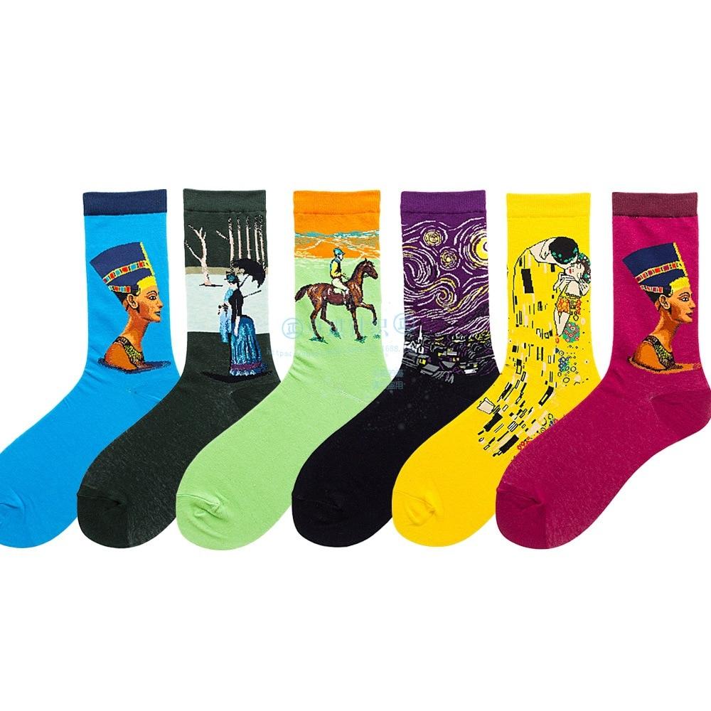 Knights, Purple Stars, Blue Pharaohs, Mrs. Barrow, Weddings, Red Pharaohs, Men's And Women's Cotton Tube Socks ZQ047