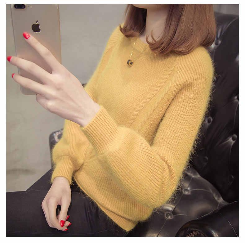 저렴한 도매 2018 새로운 여름 뜨거운 판매 여성 패션 캐주얼 따뜻한 좋은 스웨터 Y57