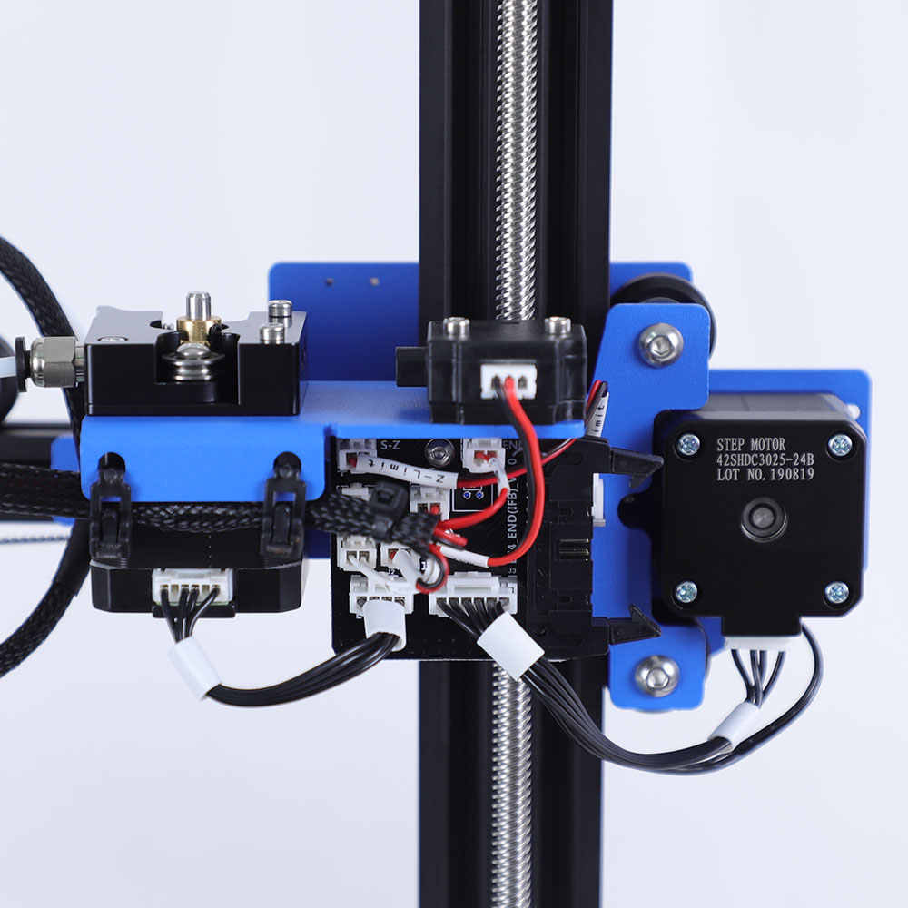 Nueva impresora 3D DIY Anet ET4 X FDM completamente de Metal, impresora Impressora 3D de alta precisión, calentamiento rápido y fácil montaje