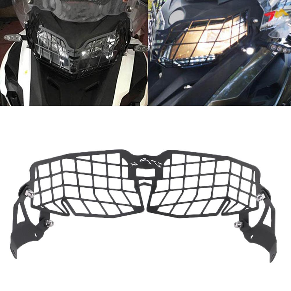 Motorcycle Motorbike Headlight Guard Protector Grille Cover For Benelli TRK502 Headlight Bracket For Motorcycle авто автотовары