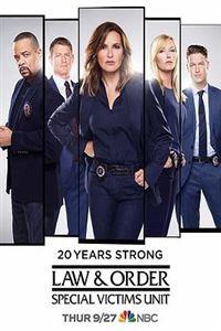 法律与秩序:特殊受害者 第二十一季[更新至03]