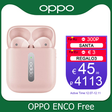 Oppo Enco Free / X Wireless Earphone TWS Noise Cancellation Earphone Bluetooth 5.0 Earbuds For Reno 4 Pro SE Find X2 Pro