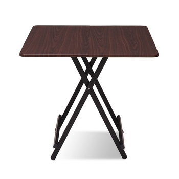 Foldable Coffee Dining Table Wood Living Room Furniture Dining Room Home Furniture Outdoor Picnic Camping Table Reception