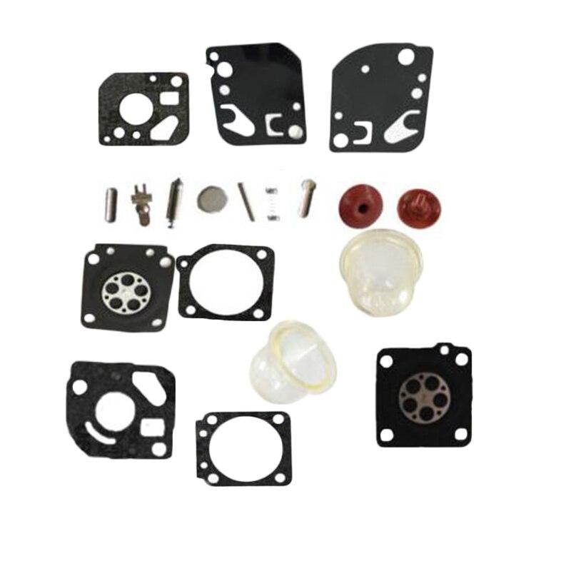 Carburettor Repair Kit For Ryobi For Ryobi Rising Carburetor Code H142R H142A