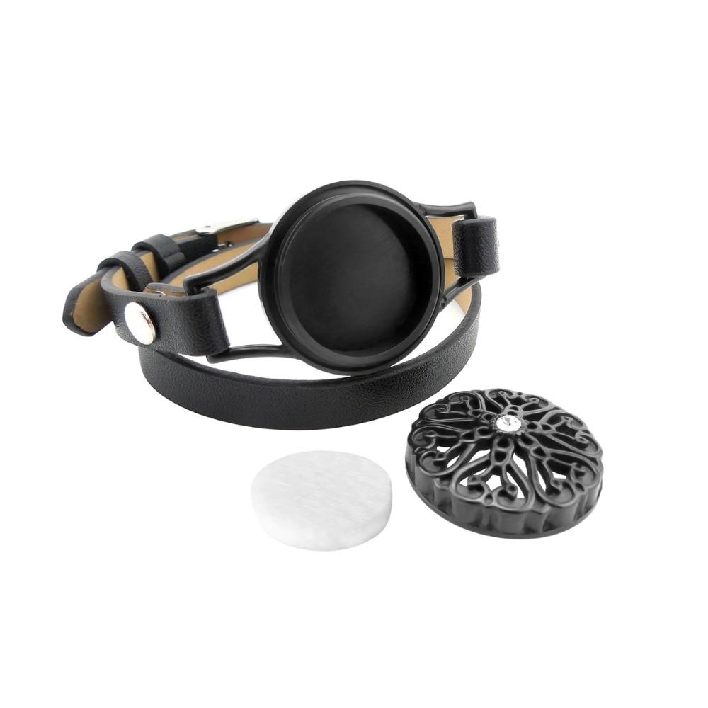 ZP-BD006-6Diffuser Locket Bracelet
