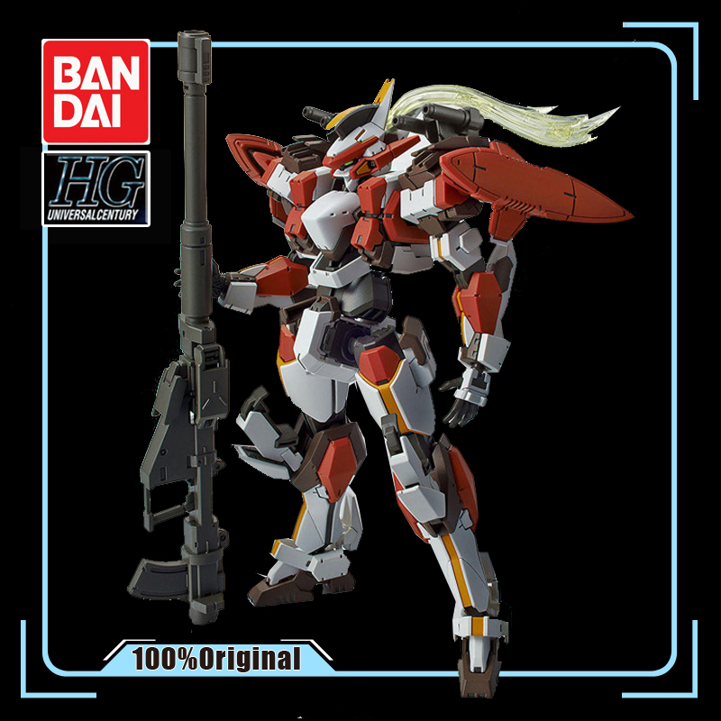 BANDAI HG 1/60 ARX-8 Laevatain IV Invisible Victory 4 Invisible Victory GUNDAM Assembly Model Action Toy Figures Christmas Gift
