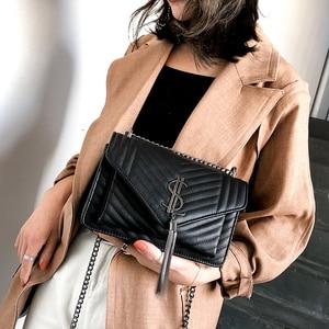 Image 5 - 2019 NEW Luxury Handbags Women Bags Designer Shoulder handbags Evening Clutch Bag Messenger Crossbody Bags For Women handbags