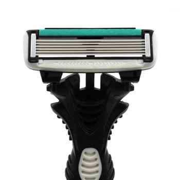 New Pro 16pcs/lot DORCO Pace 6 Sharp Razor Blades For Men Shaver Razors Mens Personal Disposable Shaving Safety Razor Blades - DISCOUNT ITEM  30 OFF Beauty & Health