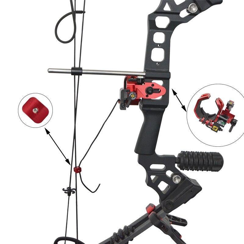 Tir à l'arc d'apache Drop Away flèche repos Micro réglable pour arc composé chasse tir accessoires de haute qualité - 6