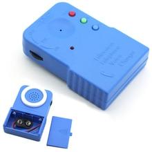 ポータブル音声変更マイクプロ高忠実度 disguiser 電話マイク音声チェンジャーアダプタ