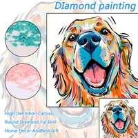 diamond painting 5d DIY natural scenery print Embroidery Painting in reflection canvas Rhinestone bright color 25X25cm 67