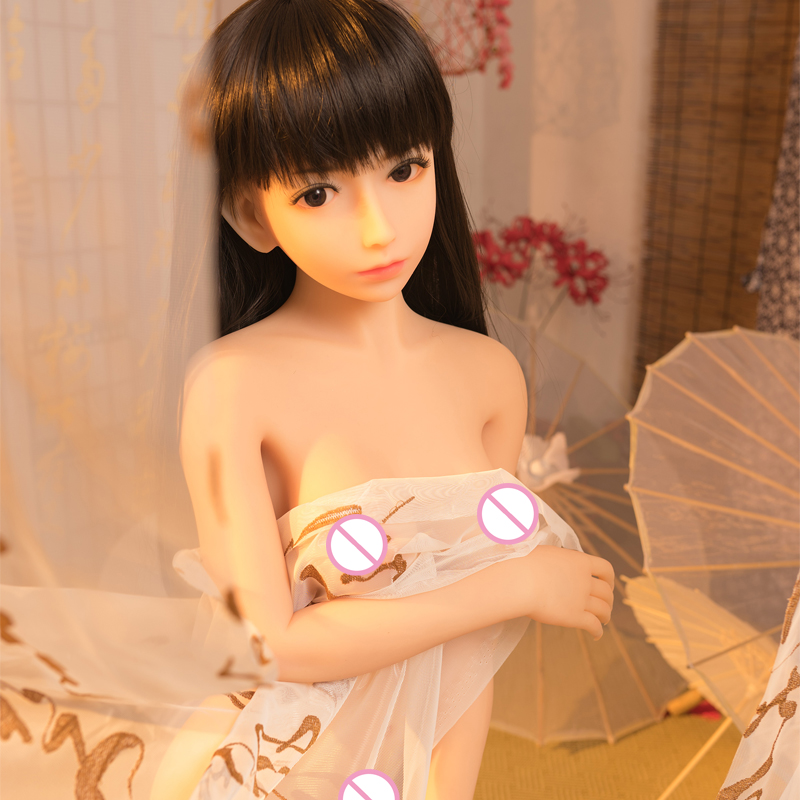 130cm Lifelike Solid Sex Dolls real Vagina Anime Love Doll Fake Ass Sex Product For Man Full TPE with Metal Skeleton