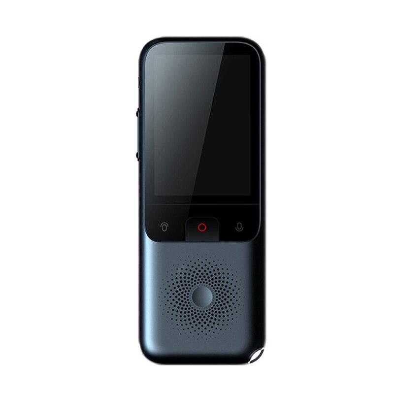 T11 Portable Audio Translator 138 Language Smart Translator Offline In Real Time Smart Voice AI Voice Photo Translator