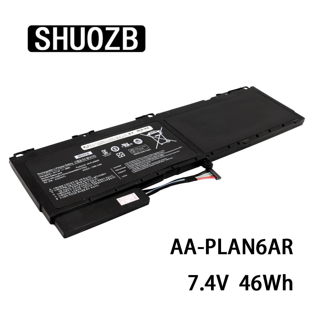 SHUOZB New AA-PLAN6AR Laptop Battery For SAMSUNG 900X1AA01US 900X1B-A02 900X3A-01IT B04CH NP900X3A A01AE A01AR A01AU A01SA A01JO