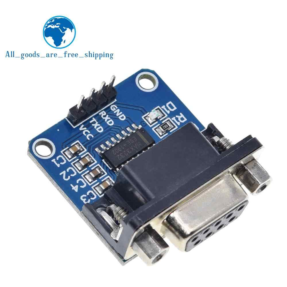 MAX3232 RS232 to TTL Serial Port Converter Module DB9