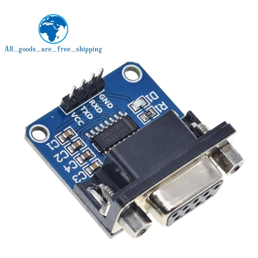 MAX3232 Chip NEC Connector STM32 Modules RS232 To TTL Serial port Module A