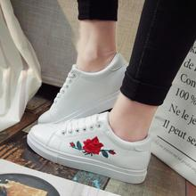 Women Shoes Fashion White Sneakers Vulcanize Shoes