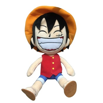 Peluche de Luffy 28 Cm One Piece Merchandising de One Piece