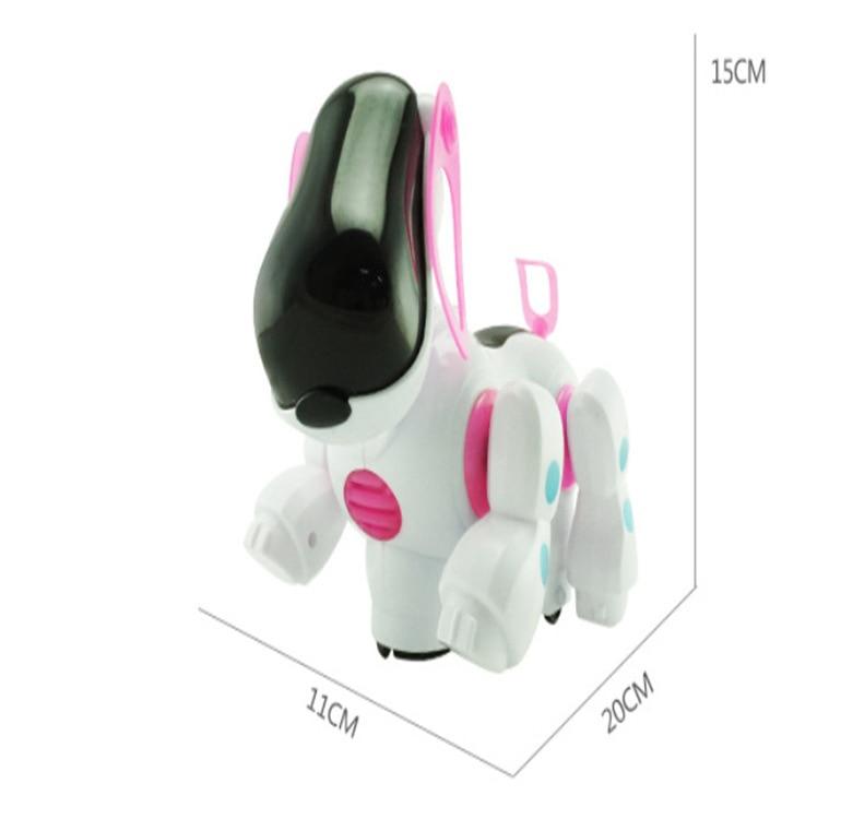 Yu Xing A333-67 Electric Robot Dog Light Music Children'S Educational Toy
