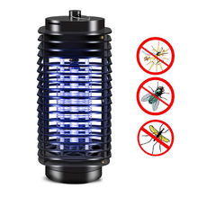 220V Electric Bug Zapper Mosquito Killer Lamp Led Insect Muggen Mug Anti Trap Repellent Light