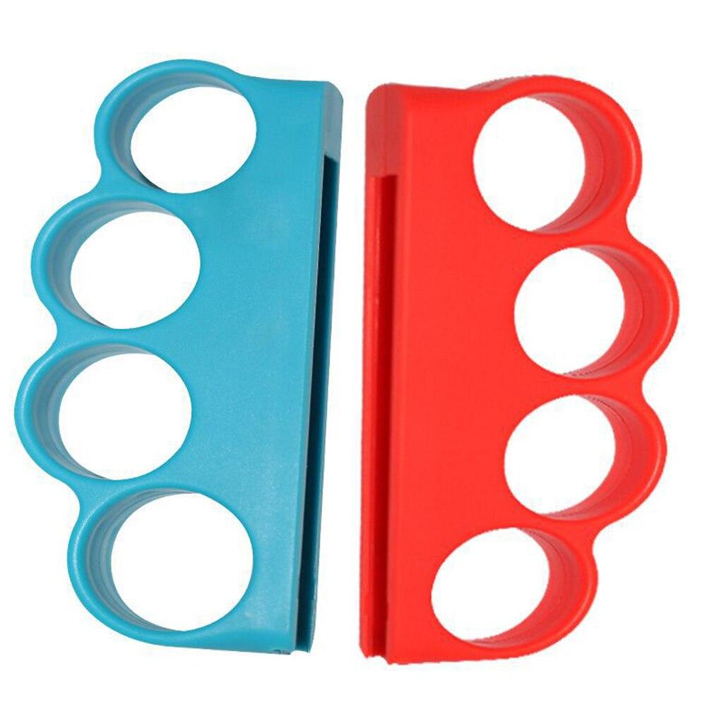 Almohadillas para juegos, 1 par, control de juego, apretones de los dedos, accesorios para Fitness, boxeo, Switch para Nintendo, Joy Con Game, accesorios