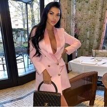 2019 New Women Fashion Winter Pink White Black Christmas Jackets Button Long Sle