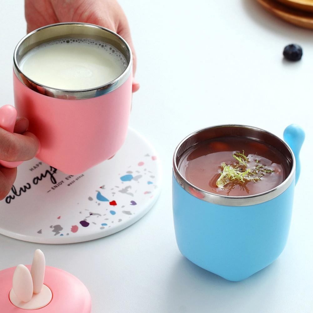 250ml Kitchen Stainless Steel Thermal Insulation Coffee Milk Frothing Cup Mug canecas mug <font><b>coffeecup</b></font> thermal mug tazas caneca cup image