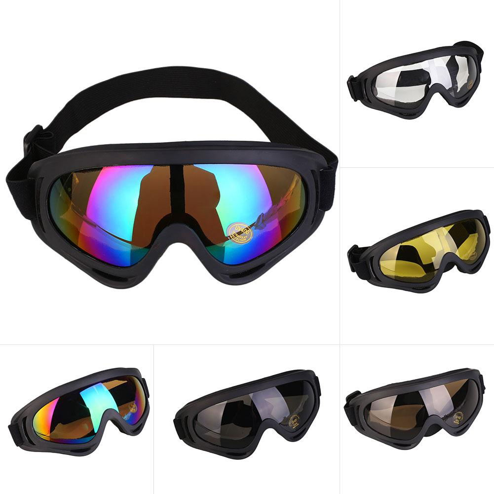Bicycle Goggles Motocross Sports Glasses For Lens