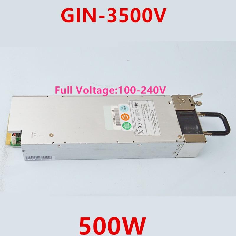 Nueva fuente de alimentación PSU para Zippy Emacs 500W GIN-3500V Mini estufa eléctrica de 500 W, placa de cocina caliente, leche, agua, café, calefacción, aparato cocina multifuncional
