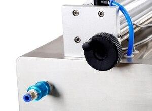 Image 3 - Liquid Filling Machineน้ำPneumatic Piston Fillerนมผงซักฟอกสารเคมีแชมพูน้ำน้ำมันกึ่งอัตโนมัติEjuice Eliquid