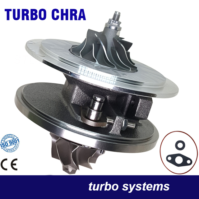 Cartouche TURBO CHRA core 713517 0008 713517 0009 | Pour ford Focus 1.8 TDCi 2001-moteur 1753 FFDA F9DB 74 KW 85 KW CCM