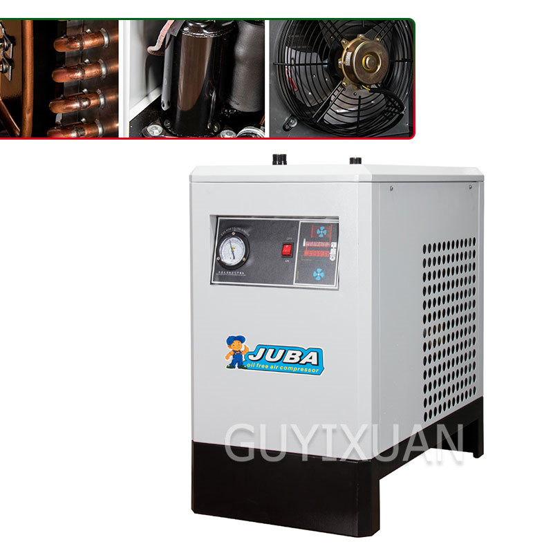 Freeze dryer Multifunctional water removal refrigeration machine Industrial Grade Dryer Laser equipment Dry filter