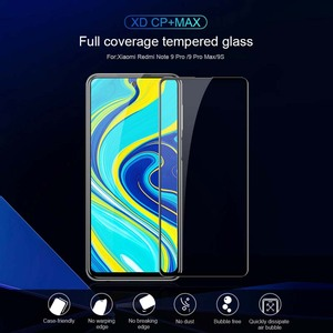 Image 3 - For Redmi Note 9 Pro Tempered Glass NILLKIN Anti burst Fully Coverage Screen Protector стекло for Redmi Note 9S