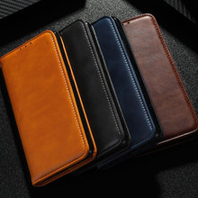 Phone Case for Xiaomi Redmi Note 9 Pro Case Cowhide PU Leather Magnetic Flip Book Cover for Redmi Note 9 Pro Max 9s 9C 9A 8T 8