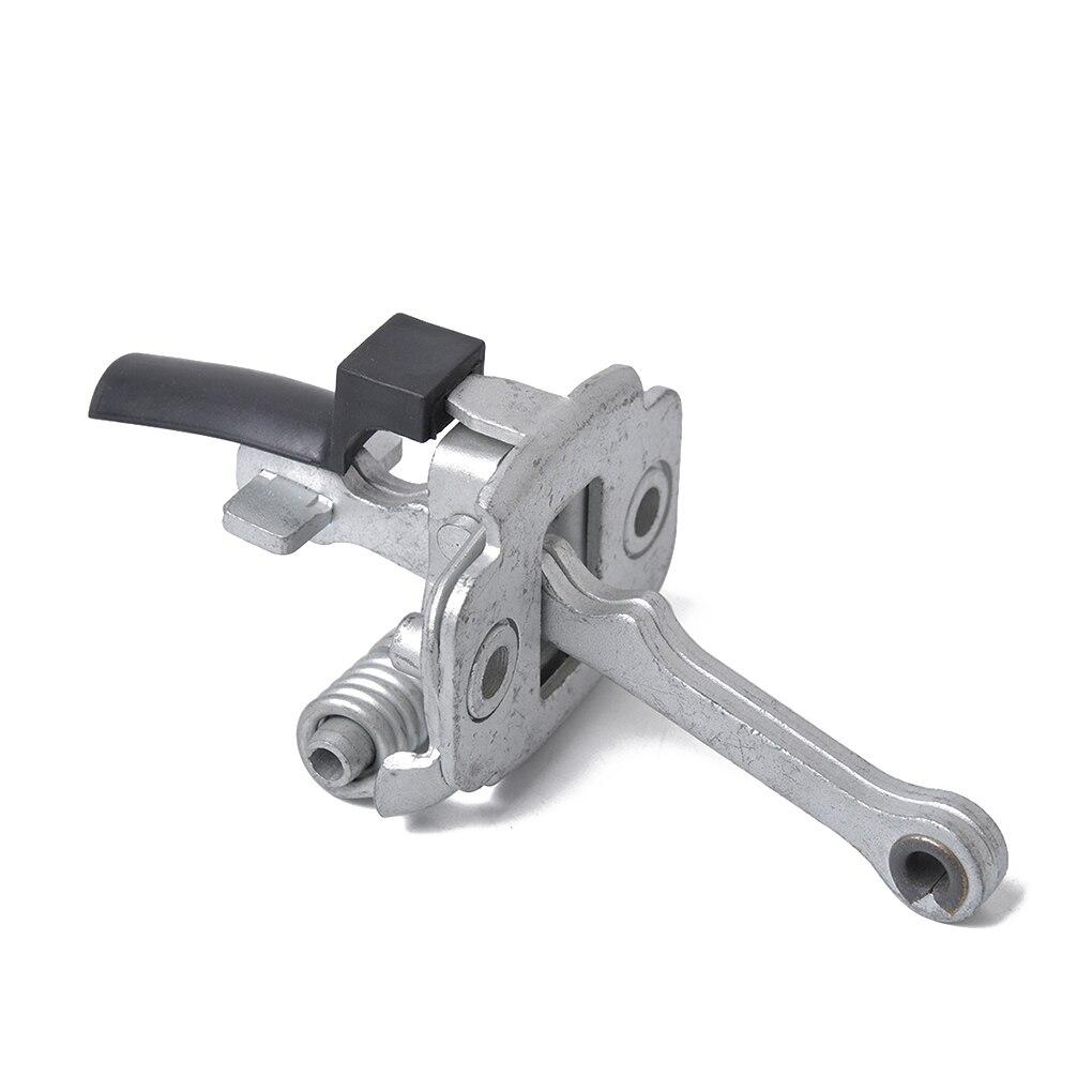 2PCS Replacement For Lupo Seat Arosa 6E0837249C Door Catch Door Lock Door Brake Front Car Accessories