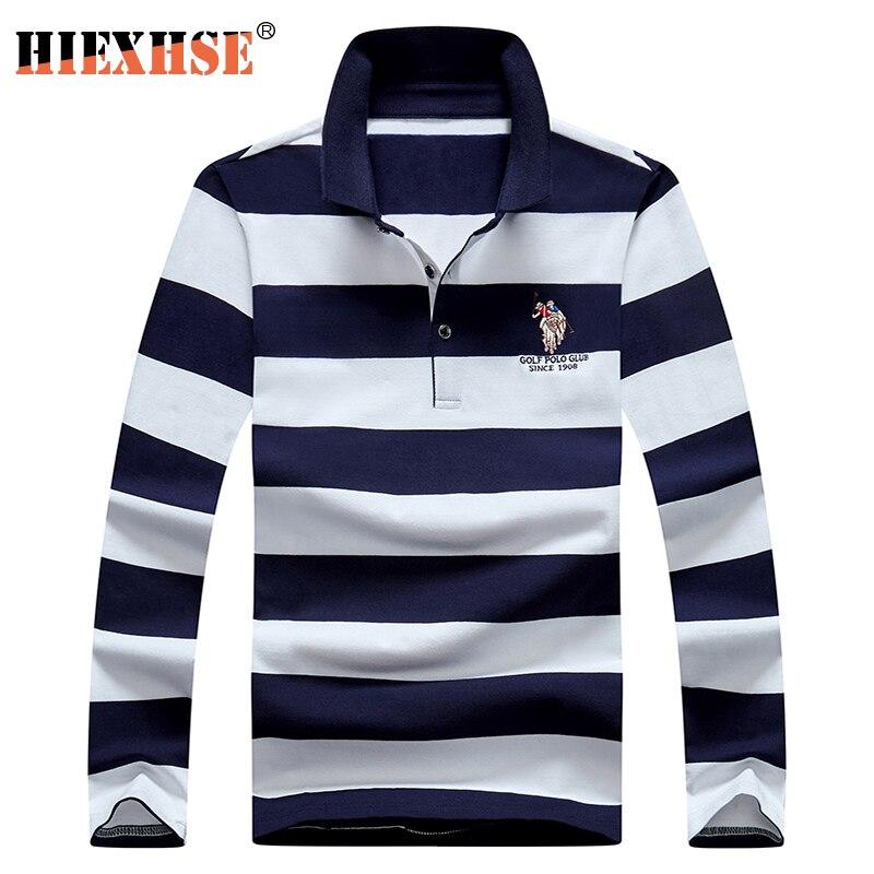 2020 New Arrival Autumn High Quality Men Polo Shirts Embroidery Polo Shirt Casual Polo Shirts men's Long sleeve polo shirt polo 3