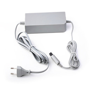 AC 100-240V Home Wall Power Supply Charger Adapter for Nintendo Wii Gamepad Controller Joystick US/EU Plug Replacement