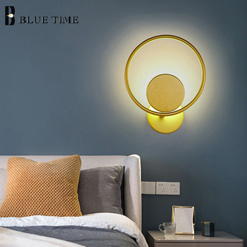 Modern Led Wall Light Indoor Wall Lamps Led Wall Sconce Indoor Lighting for Bedroom Living Room Stair Lights Deco Bedside lights modern 12w 62cm long square indoor crystal led wall light banheiro deco bathroom mirror lights wall sconce lamps for home