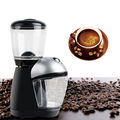 Электрическая кофемолка коническая Кофемолка домашняя кухонная мини автоматическая кофемолка