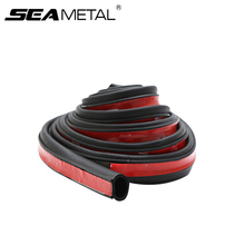 Big D Car Door Protector Seal Strip Sound Insulation Edge Protection Special for Auto Sealing Weatherstripping