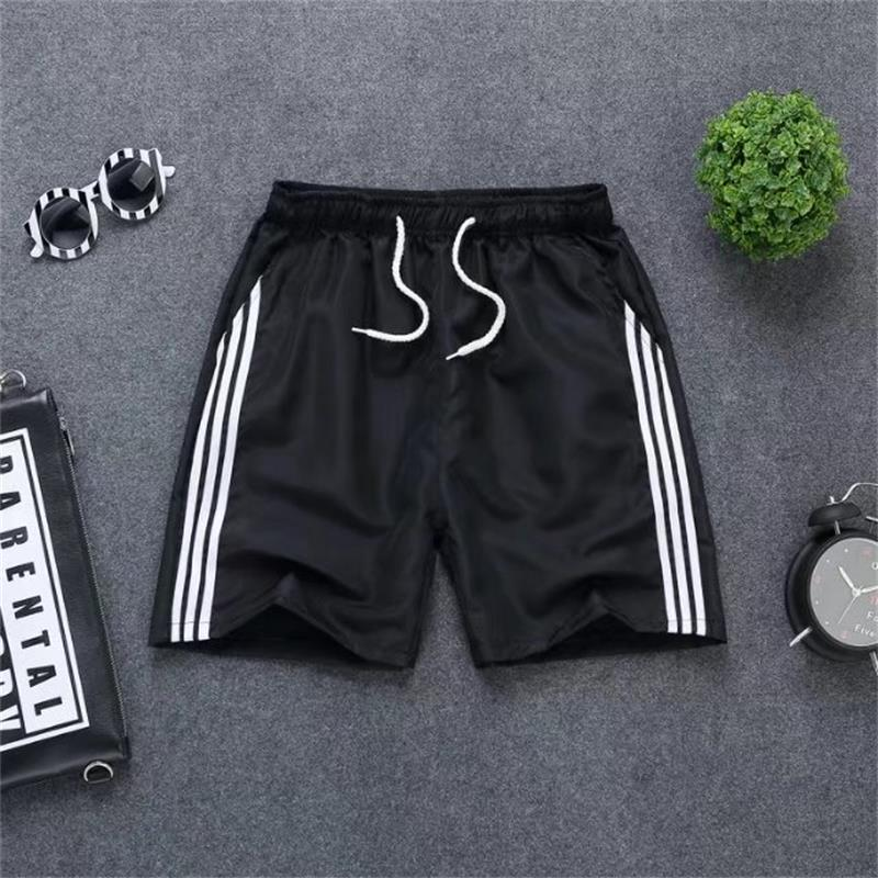 Sports Shorts Men Running Fitness Shorts Thin Summer Loose-Fit Training Shorts Beach Casual Large Trunks