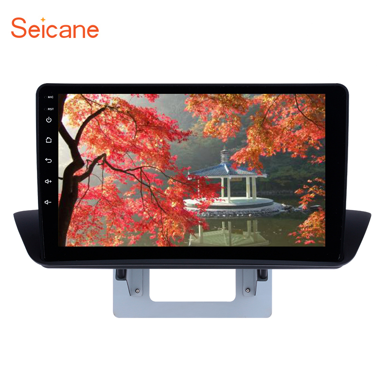 "Seicane Car Radio 9"" HD 2Din Multimedia Player For Mazda BT 50 Overseas 2012 2018 Android GPS with Bluetooth WIFI USB AUX TPMS-in Car Multimedia Player from Automobiles & Motorcycles    1"