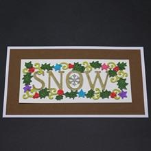 Rectangular flower Metal Cutting Dies for Scrapbooking Photo Album Embossing DIY Paper Cards Making Decorative Stencil Craft