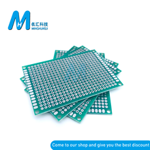 5Pcs 5*7cm Double-Sided Protoboard Breadboard Universal PCB Board 5x7 2.54MM PCB circuit board