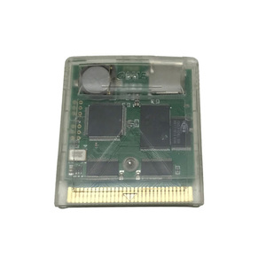 Image 2 - LDGB Game Cartridge Card Custom for Gameboy GB GBC Game Console Game China Custom New LEON DIY Game Cartridge Card for GB GBC