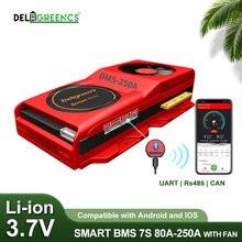 Высокий ток фотоаппаратов моментальной печати 7s bms 150a 200a